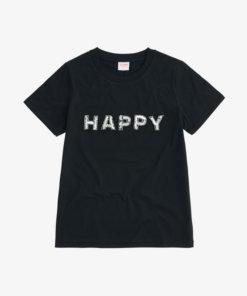 T shirth happy nero