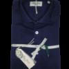 alley camicia lino blu