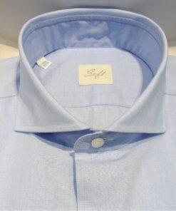camicia azzurra gherardi