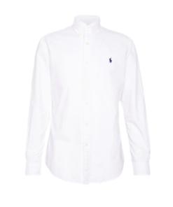camicia bianca polo ralph lauren