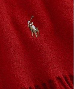 sciarpa r.l. rossa 2