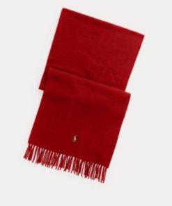sciarpa r.l. rossa