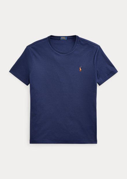 t shirt manica corta french navy
